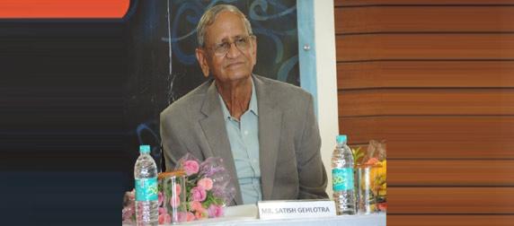 Mr. Satish Gehlotra