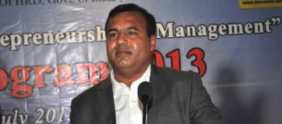 Mr. Feroz Khan