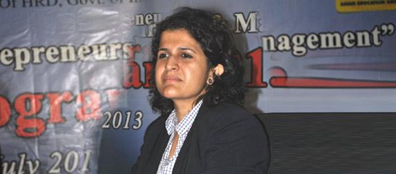 Ms. Rimy Oberoi