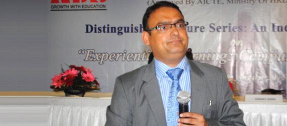 Mr. Sanjay Joshi