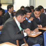 Asianites @ Oxford Business College (U.K.) for the education tour ( 11th to 17th Sept. 2014) presenting their Research Project.