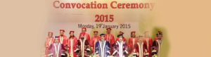 ABS - Business School Convocation Ceremony