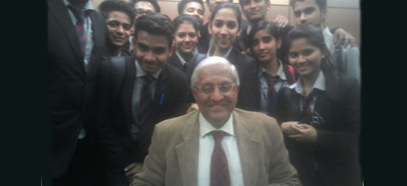 Asianites With R. Gopalakrishnan, Director, Tata Sons Ltd, At Aima