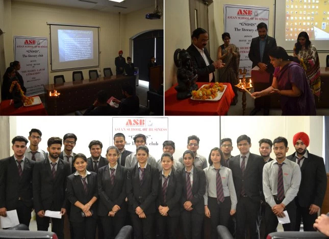 Saturday Club Activity@Asian School of Business
