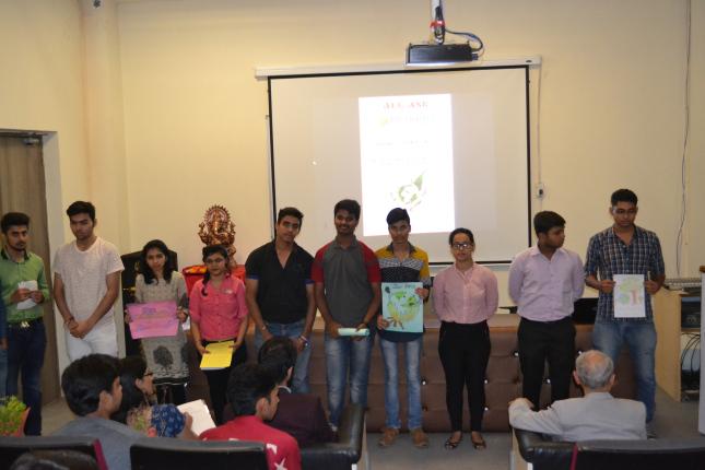 """Prakriti"" – Environment Club Activity @AEG"