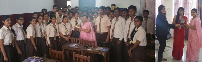 Career Counselling Workshops @ Cambridge School, Rewari