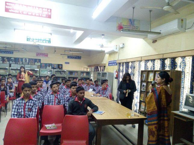 CSR Initiative @ K.V. Keshavpuram