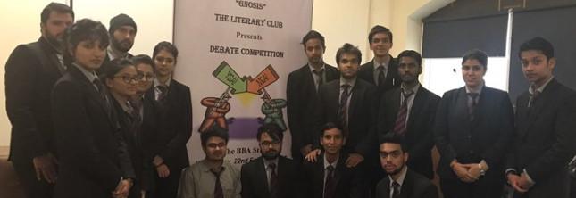 GNOSIS-'The Literary Club' ACITIVITY @ASB