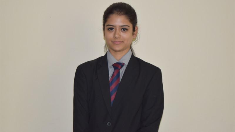 Akshita Upreti