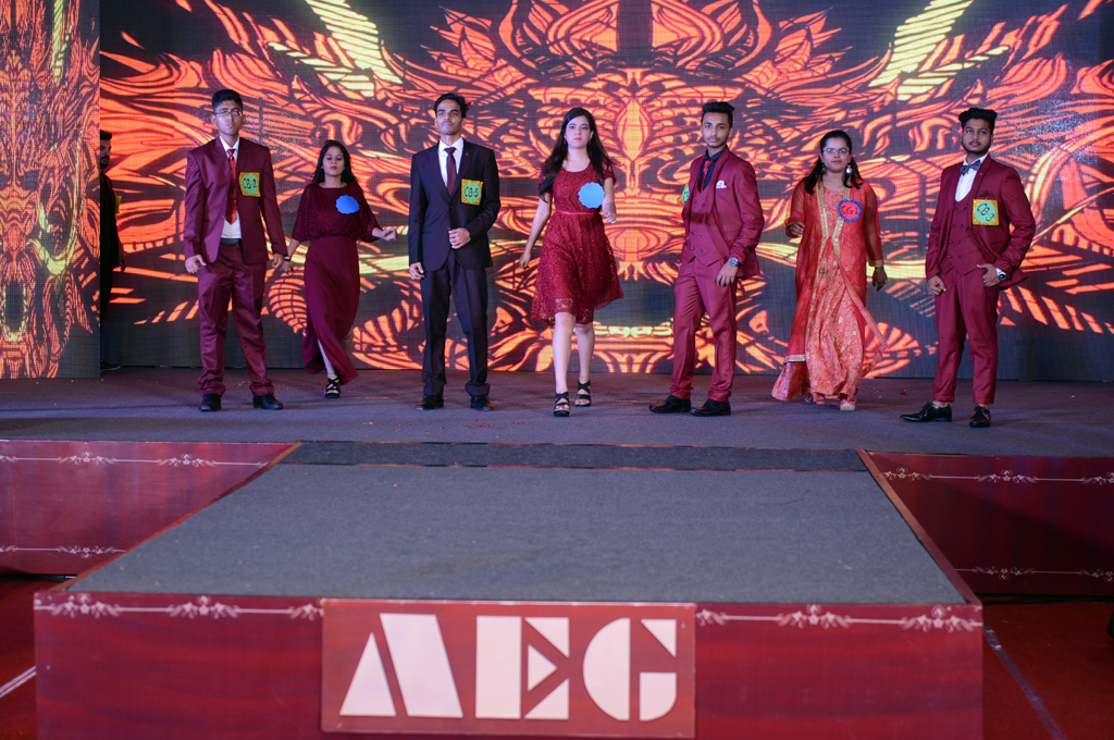 Freshers Party 2018 at Asian School of Business: A Gala Event