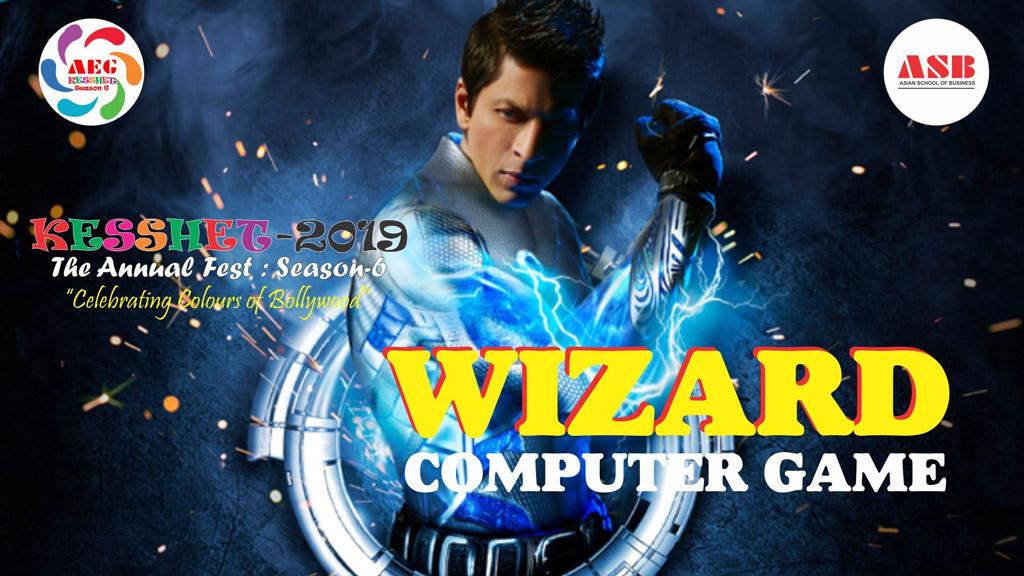 KESSHET 2019 – Wizard (Computer Game)