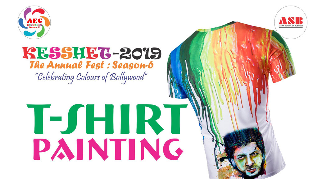 ASB KESSHET 2019 – Graffiti and T-Shirt Painting Competition