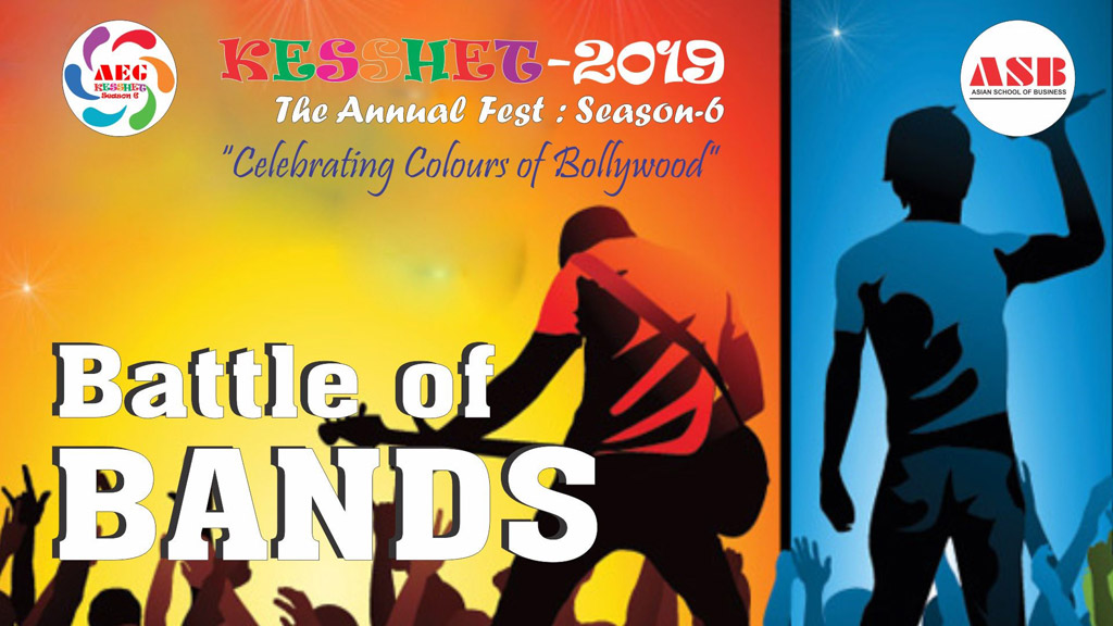 ASB KESSHET 2019 – Battle of Bands