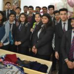 ASB CSR Club Activity - NGO-GOONJ Visit and Poster Presentation Competition