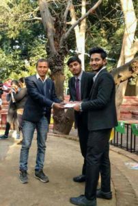 ASB students script winning moments at the Kamala Nehru College's Annual Economics Fest, 'ECOPHORIA 2019'!