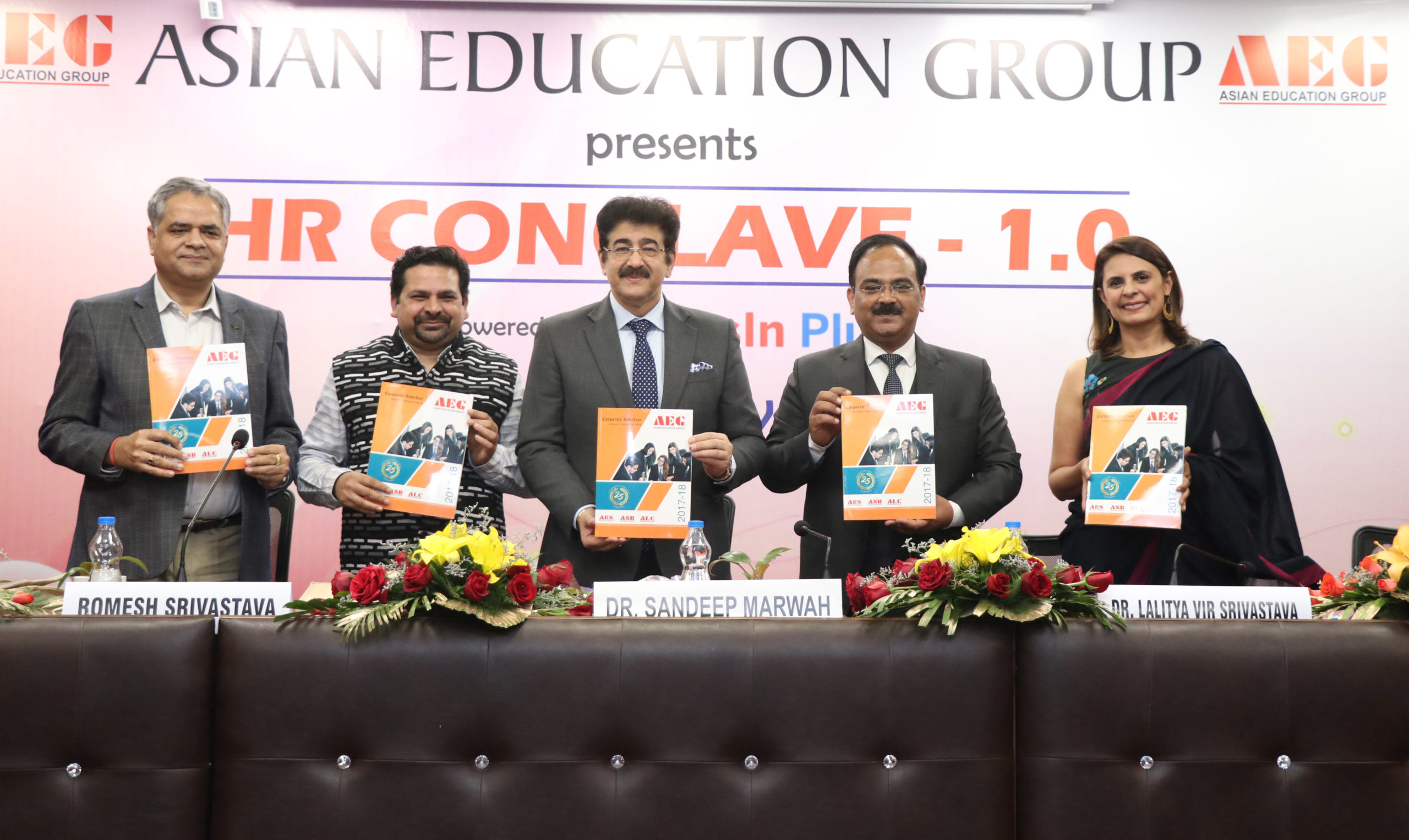 'HR Conclave 2019' held at Asian School of Business (ASB) Campus