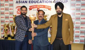 Asian Education Groups 7th annual sports extravaganza ATHLEEMA 2019 turns out a spectacular success