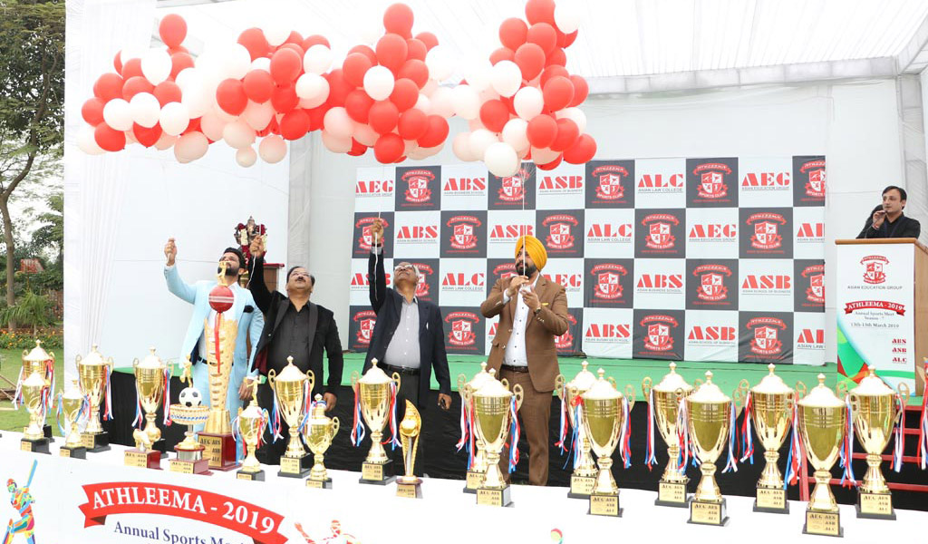 Asian School of Business Annual Sports meet, ATHLEEMA 2019