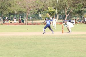 Ball for AEG ASB Annual Inter-College Sports Festival, ATHLEEMA set rolling on Cricket field