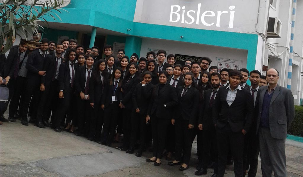 Asian School of Business BBA Students Visit Bisleri International