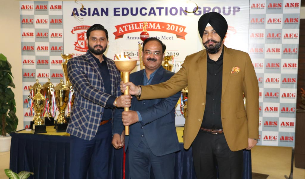 Asian School of Business Annual Inter College Sports Event: ATHLEEMA 2019