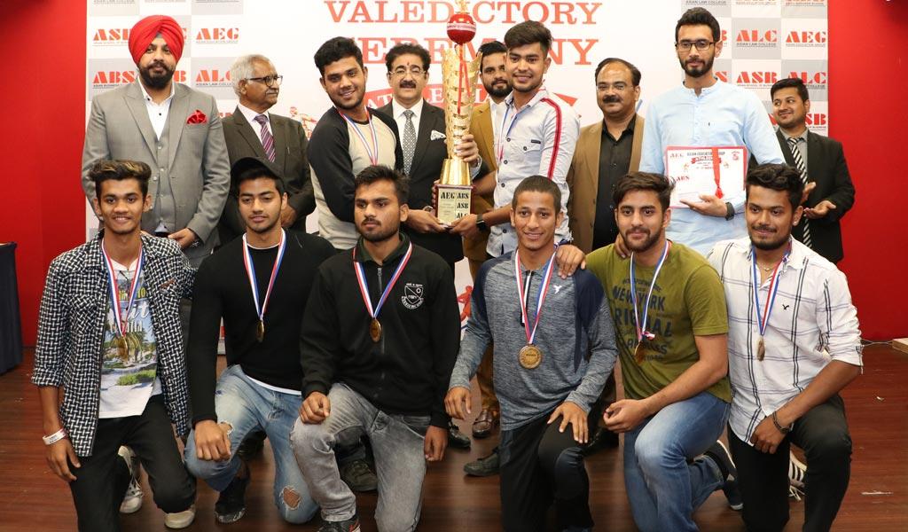 Valedictory Function: Annual Sports Meet, ATHLEEMA 2019