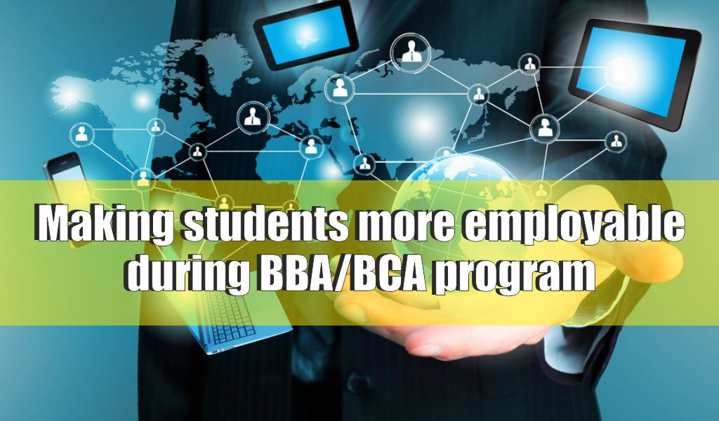 Center for Skill Development at Asian School of Businessmakes ASBBBA/BCA students more employable!