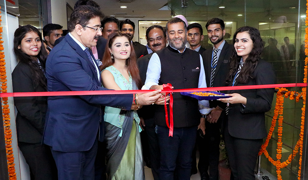 Inauguration of Library Reading Lounge