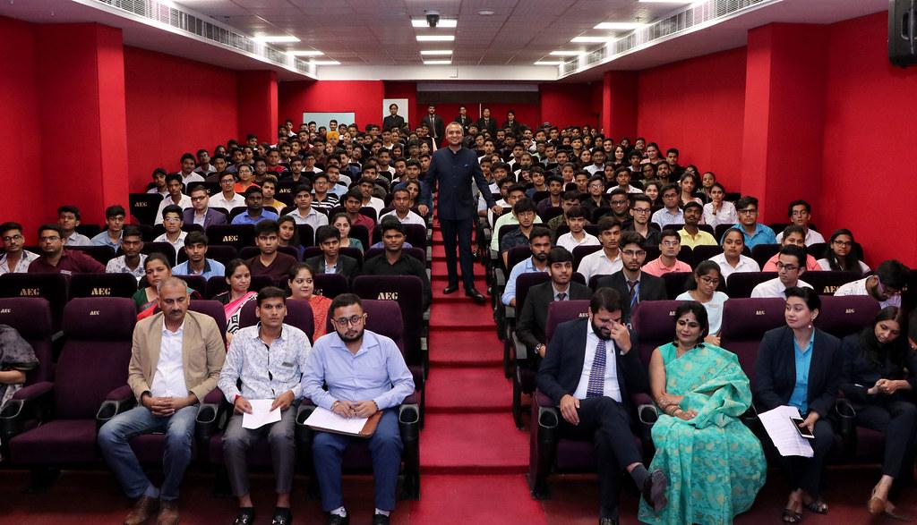 ASB BBA & BCA Orientation 2019 – Amit Kasliwal