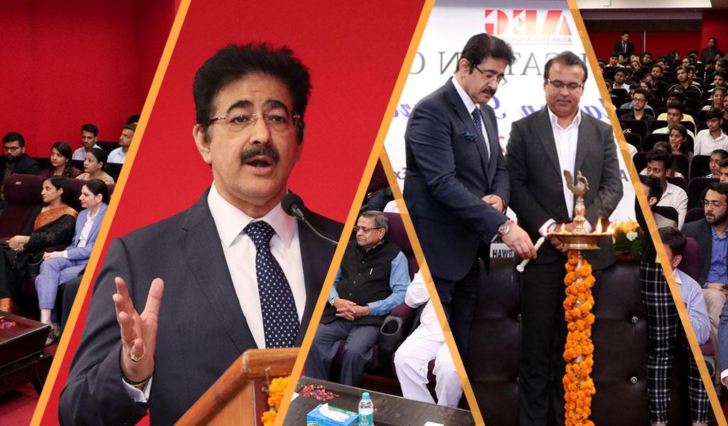 ASB Orientation 2019: Dr. Sandeep Marwah Message