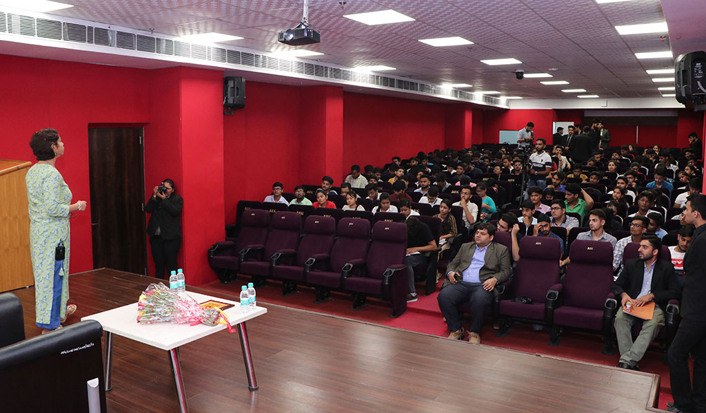 Asian School of Business hosts ITC Vivel-Joshtalks, 'Know your Rights'