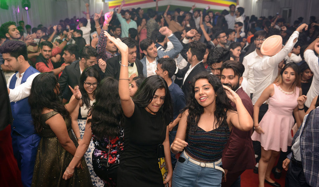 Freshers Party 2018 @ ASB
