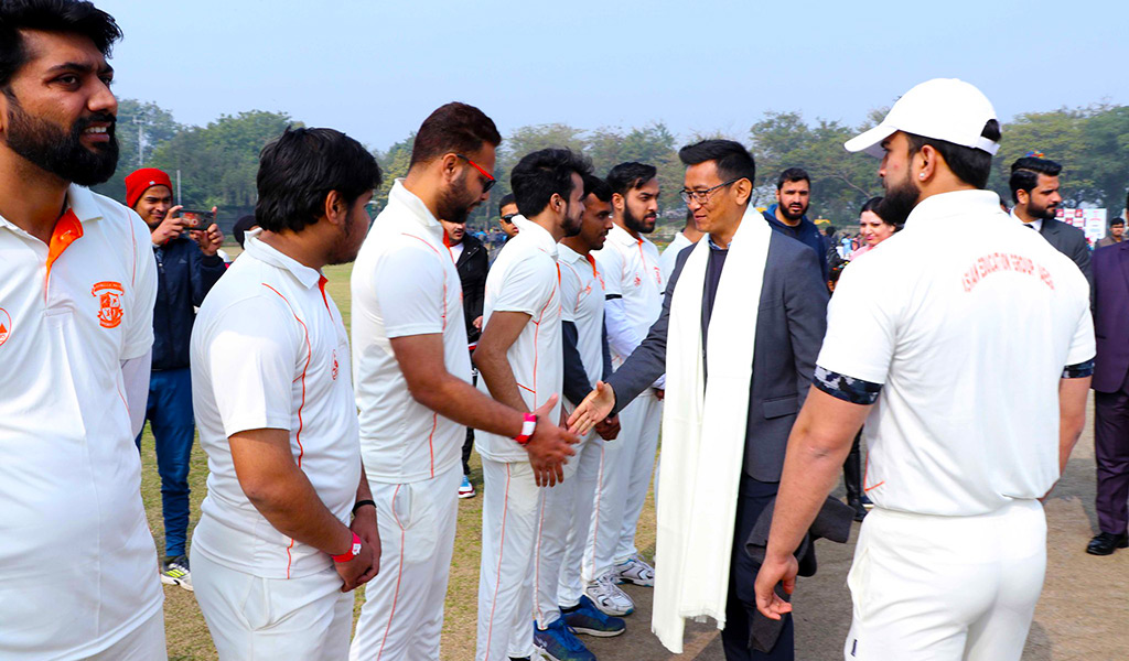 Cricket: ASB Annual Inter-College Sports Festival, ATHLEEMA