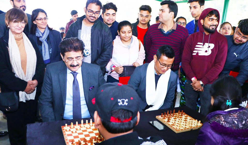 ASB ATHLEEMA 2020 – Chess Championship