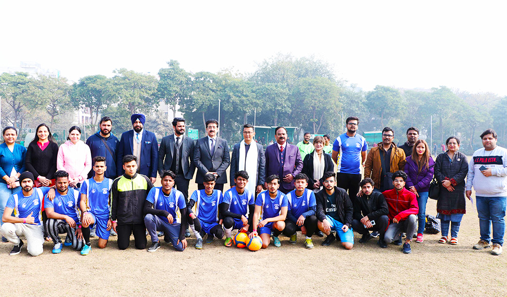 Football: ASB Annual Inter-College Sports Meet, ATHLEEMA 2020