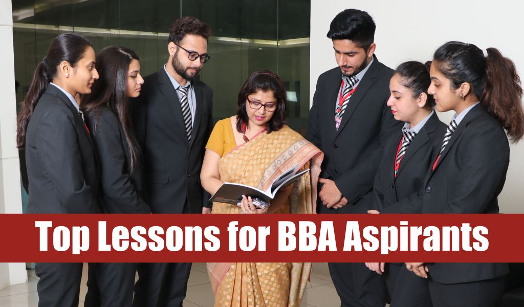 Top Lessons BBA Aspirants Can Learn from Asian School of Business