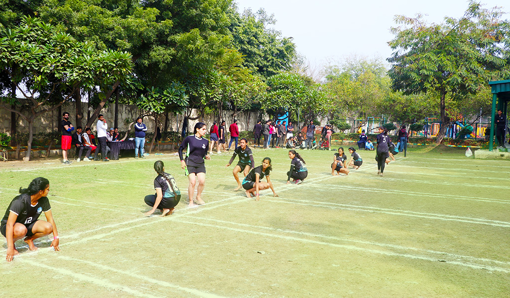 Kho Kho: ASB Annual Inter-College Sports Festival, ATHLEEMA 2020