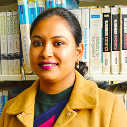 Ms. Pritha Sengupta