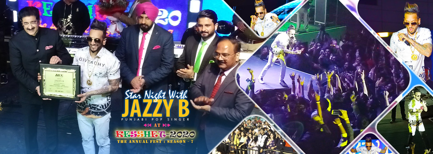 Jazzy B at Asian School of Business Noida [ASB Noida]