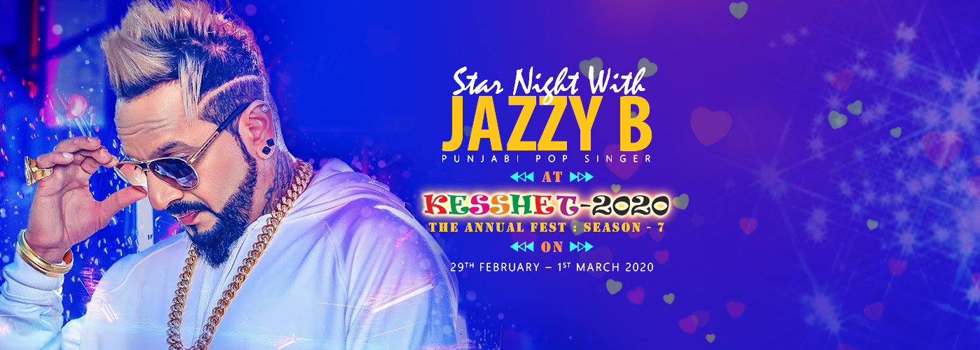 Jazzy B at Asian School of Business ASB Noida