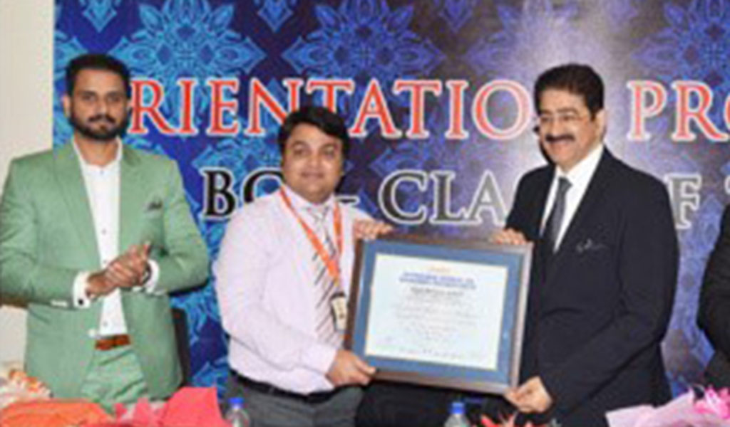 Guest Lecture by Mr. Anurag Dubey, Head, Talent Acquisition CEBS Inc