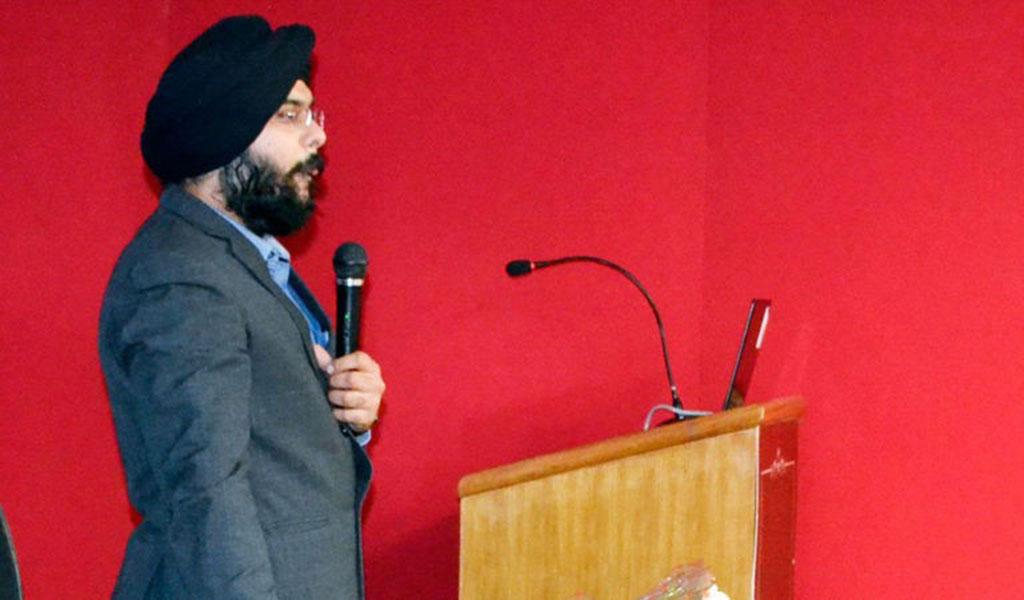 Guest Lecture by Mr.IshvinderSingh