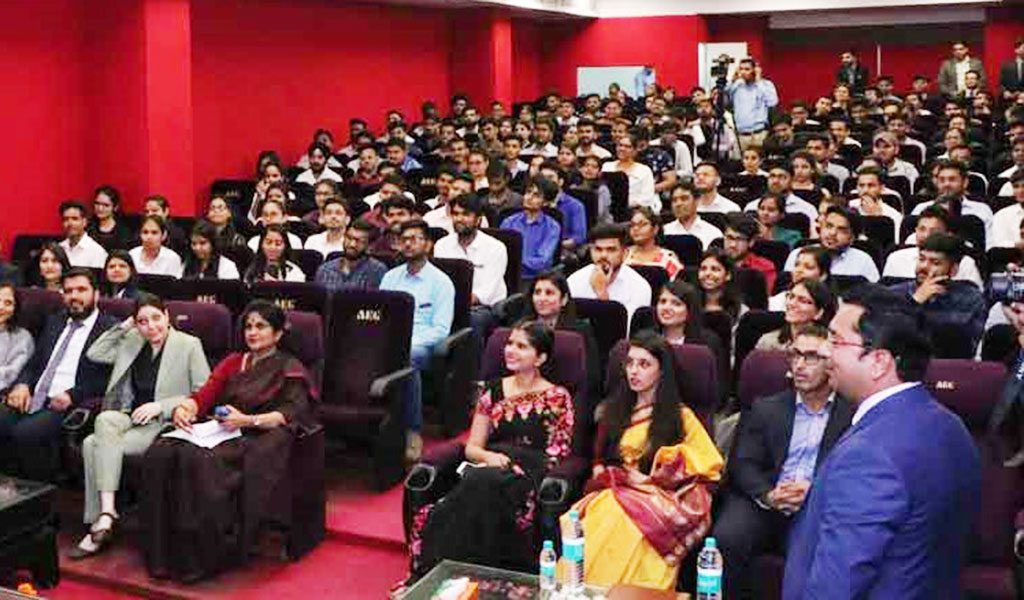Guest Lecture by Captain Akhilesh Saxena- Kargil War Hero