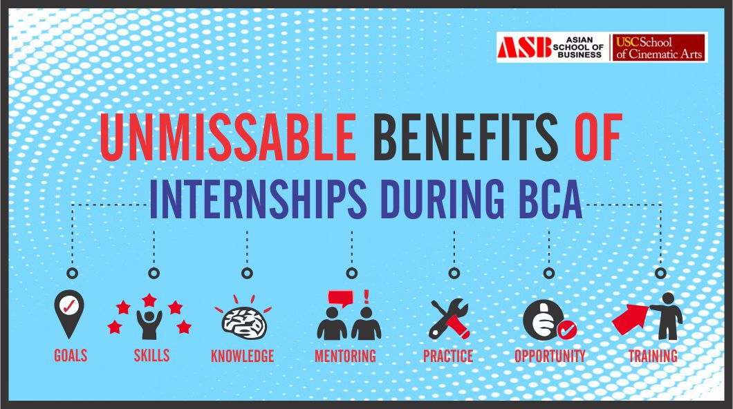 BCA Students at Top Colleges Should Know These Unmissable Benefits of Internship