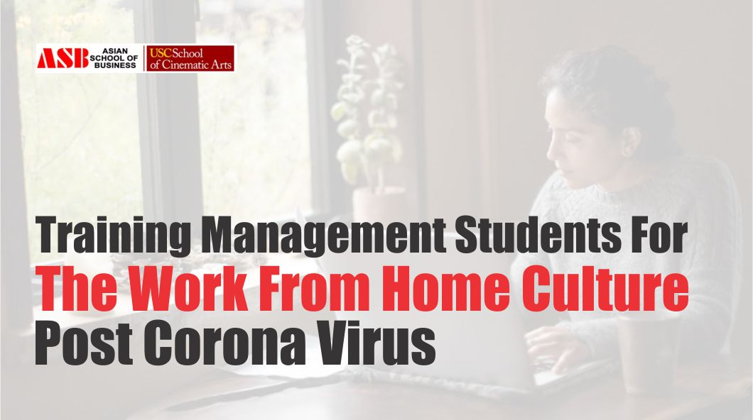 How Top BBA/BCA Colleges Are Training Students For The Work From Home Culture Post Coronavirus