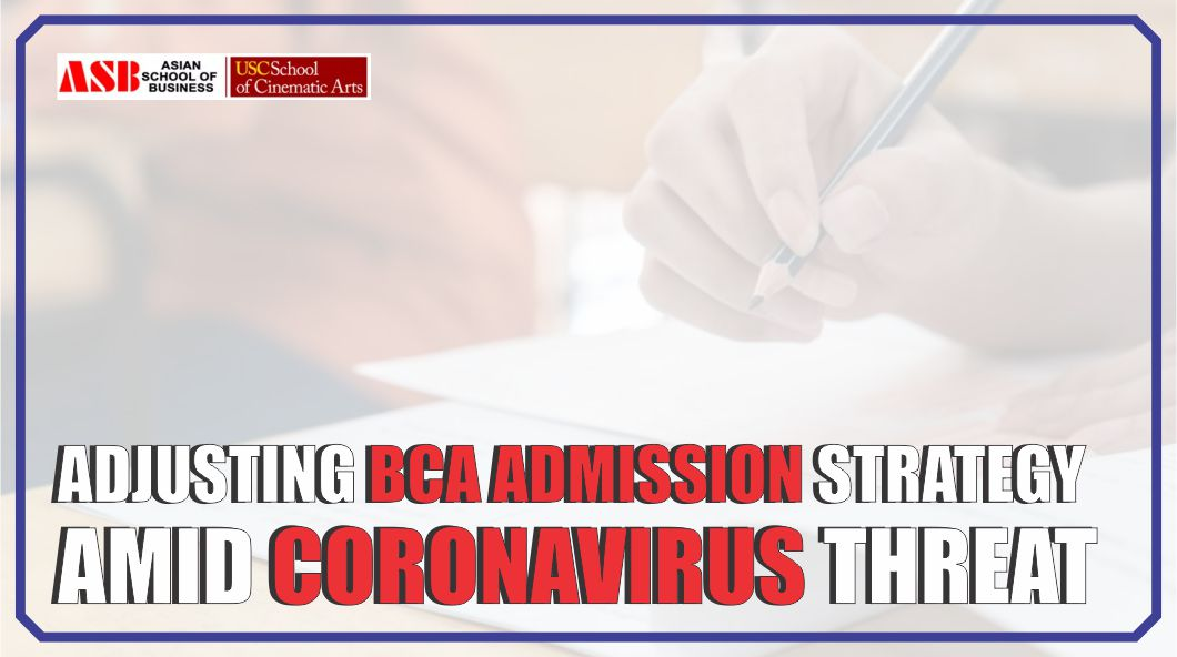 How BCA Aspirants Should Change Their Overall Application & Admission Strategy?