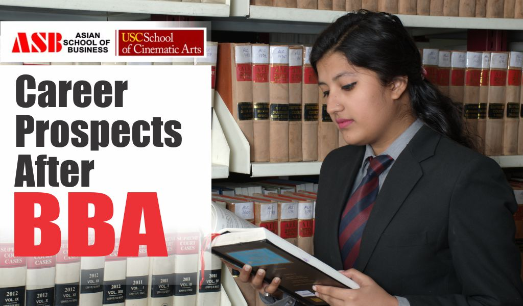 Know the career possibilities after BBA