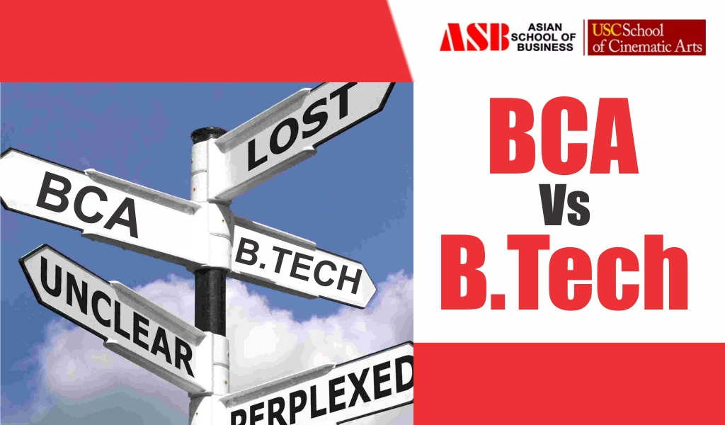 BCA Vs B.Tech: An In-Depth Analysis