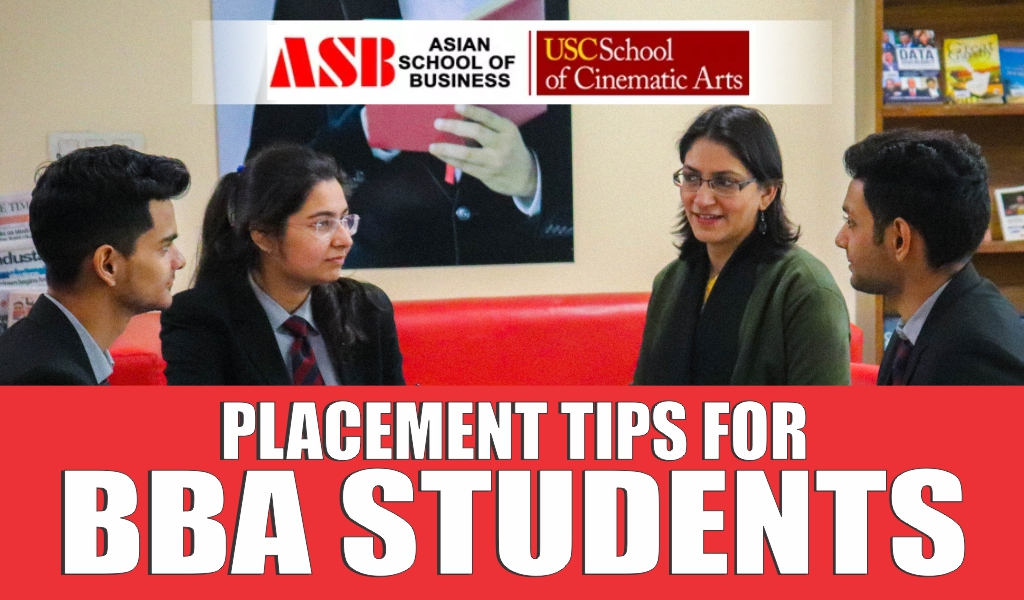Smart Placement Tips for BBA Students