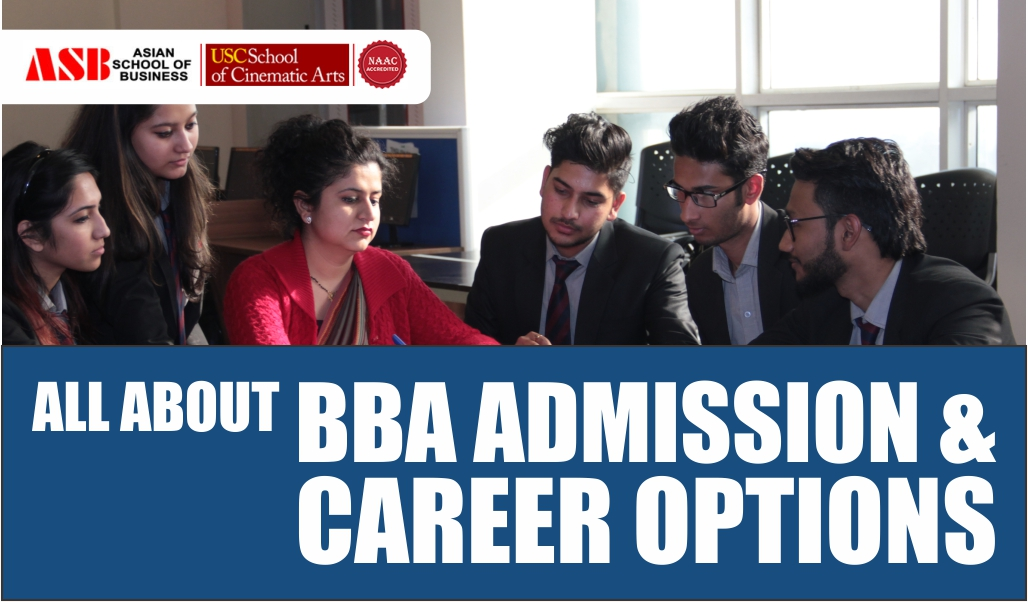 All About BBA Admission Process & Career Options After That